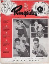 Ringsider Great Britain Boxing Magazine December 1948 Volume 3 No 14 Hen... - $22.00