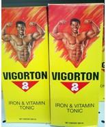 Jamaican Iron and Vitamin Vigorton 2 Tonic 500 mL - $32.00