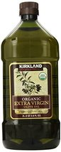 Kirkland Signature Organic Extra Virgin Olive Oil 2L (2QT 3.6 fl. oz) - $33.32