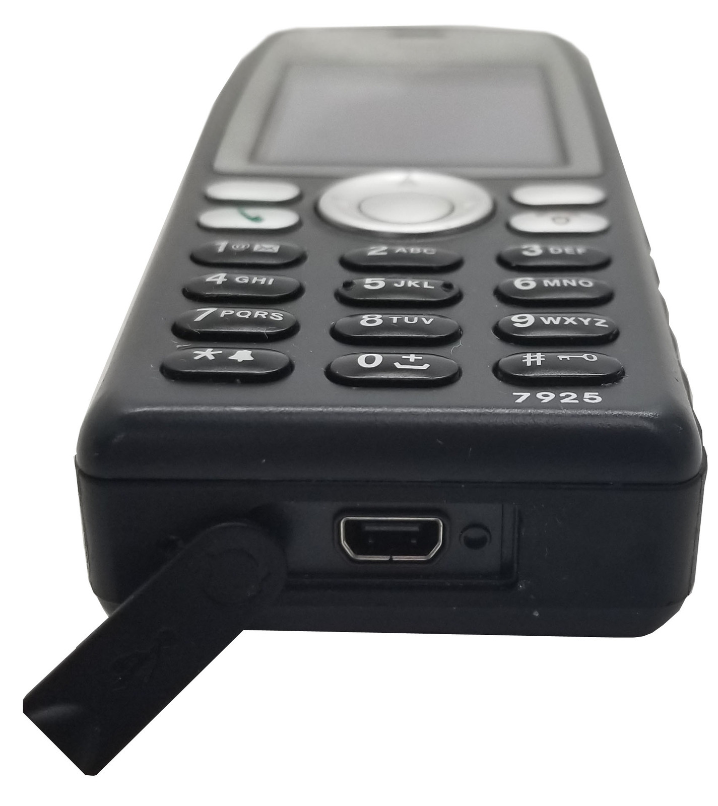 Cisco Unified Wireless VOIP Phone 7925G With Battery Bin:7
