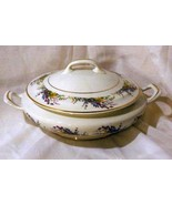 "Arcadian Spring Glory Round Covered Vegetable Serving Bowl 9"" - $44.09"
