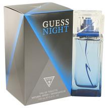Guess Night by Guess Eau De Toilette Spray 3.4 oz for Men - $27.95