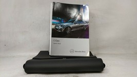 2014 Mercedes-benz C250 Owners Manual 100428 - $58.88