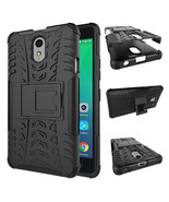Duty Protection Rugged Dual Layer Hybrid Shockproof Case For Lenovo P1M ... - $4.99