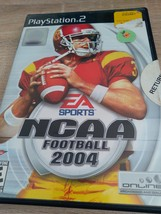 Sony PS2 NCAA Football 2004 (no manual) - $3.50