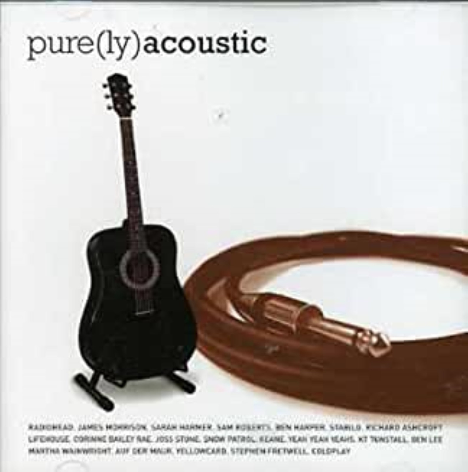 Pure-Ly Acoustic Cd