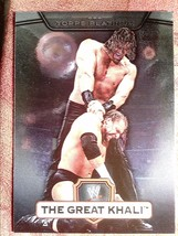 2010  TOPPS PLATINUM   #26   THE  GREAT    KHALI       *WWE588 - $0.99