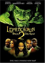 Leprechaun: Back 2 Tha Hood DVD