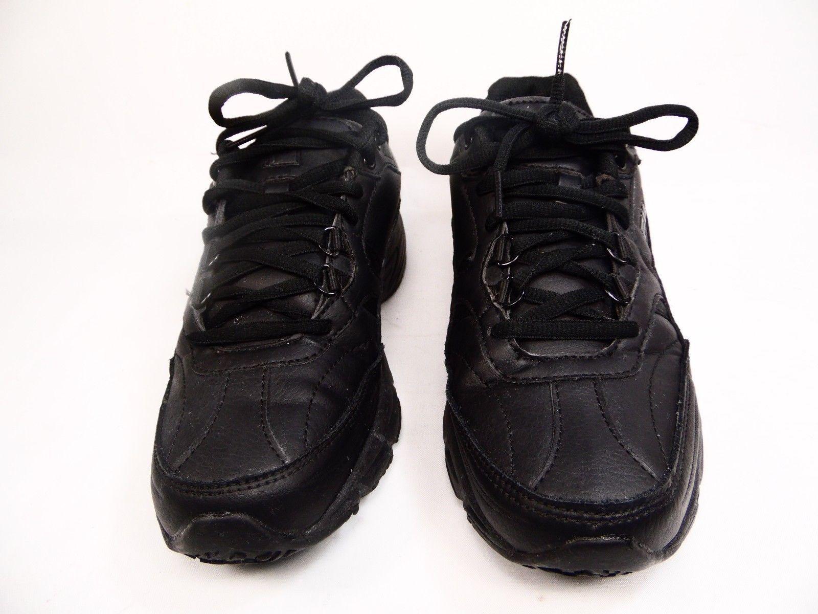 6bacaf5ba504f S l1600. S l1600. Previous. Fila Memory Workshift Womens Slip-Resistant Athletic  Shoes Black ...