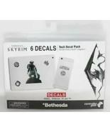 Controller Gear The Elder Scrolls V: Skyrim - Character Tech Decal Pack ... - $7.95