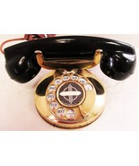 1930'S Western Electric Brass Model #201 Round Base  ( Restored & Operat... - $349.00