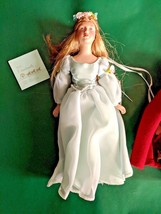 Vintage Avon Dolls: Victorian Collector, Cinderella, Rapunzel & Red Ridi... - $14.80