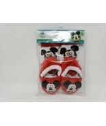 Disney Baby Mickey Mouse Slipper & Sock Set - New - $14.99