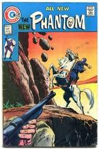 THE PHANTOM #61 1974-CHARLTON COMICS-JUNGLE--HERO COVER VG - $25.22