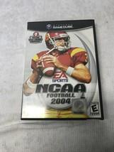 NCAA Football 2004 Nintendo Gamecube - $10.99