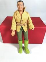 Lion Rock military action figure 1975 mego gi joe japan soldier boots be... - $80.18