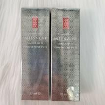 Lot of 2 Elizabeth Arden Intervene Makeup Spf 15 Soft Honey #10 New Sealed L5 - $14.99