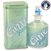 Liz Claiborne Curve Wave for Men 4.2oz/125ml Cologne Perfume Scent Spray... - $53.82