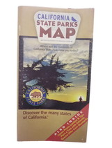 2008 California State Parks Map Fold Out Map - $15.00