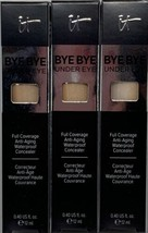 IT Cosmetics Bye Bye Under Eye Anti-Aging Concealer Light Natural Medium FULL Sz - $19.00