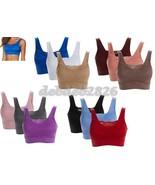 Rhonda Shear 3 Pack Seamless Lace Overlay Bra     - $16.29