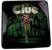 Clue 50th Anniversary Suspect Mover Miniature Token Replacement Part Gam... - $8.99
