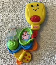 Fisher Price Brilliant Basics Nursery Rhyme Keys - Musical, Twist Spin &... - $7.43