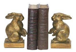 Sterling Home 4-83037 bookends, 6.5-Inch, Gold - $1.425,97 MXN