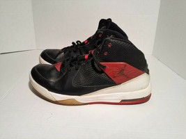 Men's Jordan Air Incline Shoe BLACK/GYM RED/WHITE!! SZ 12705796-001 - $12.00