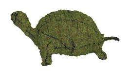 """Turtle 29"""" Moss Topiary Sculptures - $159.95"""