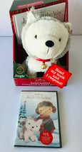 Jingle All the Way Interactive Plush Dog with Book & DVD New in Box Hall... - $38.69
