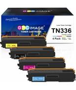 4 Toner Pack TN336 TN-336 Color Set for Brother MFC-L8600 HLL8350 MFC-L8850 - $25.73