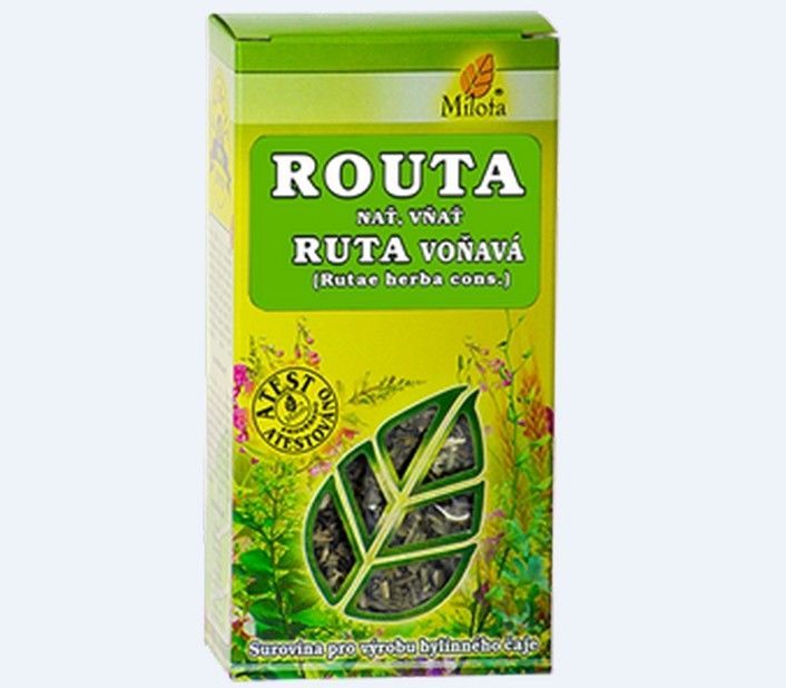 Rue Leaf 50g- Ruta Graveolens - Organic Herbal Dried Tea Loose Herb Of Grace - $8.95