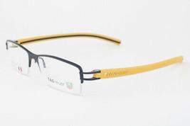 Tag Heuer 7621 012 Track Yellow / Black Eyeglasses 7621-012 57mm - $293.02