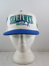 Seattle Seahawks Hat (VTG) - Pro Line Big Logo by Sports Specialties - A... - $75.00