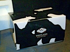 CowParade Moozaic Item # 9143 Westland Giftware AA-191943 Vintage Collectible ( image 4