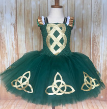 Celtic Irish Dance themed Tutu Dress - $40.00+