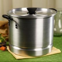 NEW! Casa Maria Aluminum Stock Pot Size: 24 Quart - $69.29