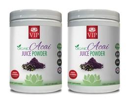 cholesterol support - ORGANIC ACAI JUICE POWDER - healthy skin 2B - $41.10