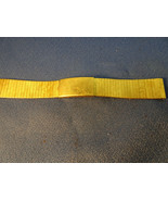 Vintage Speidel 10kt gold filled tops made in usa watch band for your watch - $125.00
