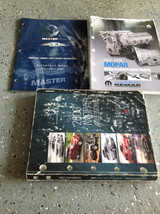 2008 Jeep Liberty Reference Book & New Models Highlights Manual Set W Extra Book - $56.08