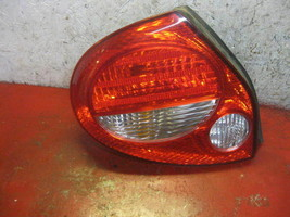 01 00 nissan maxima oem drivers side left brake tail light assembly - $14.84