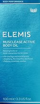 ELEMIS Musclease Active Body Oil - Relaxing Body Oil, 3.3 fl. oz. image 4