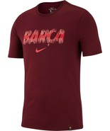Men's Nike FC Barcelona Prematch Tee Size Small - $9.99