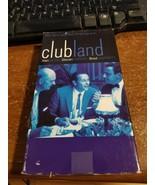 Club Land (VHS, 2002) Alan Alda, Steven Weber, Brad Garrett - $8.90