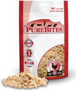 PureBites Chicken Breast Freeze-Dried Treats Cats - $7.99+
