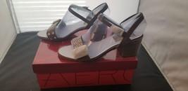 NIB Aerosoles Mid Town Size 9 Medium Dress Sandal Tan Colorway Brand NEW - $38.72