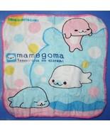 Koro Koro San-X Character Face Towel Wash Cloth Mamegoma - $19.99