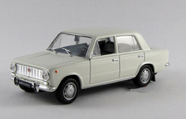 1:43 Scale Diecast Russia Classic LADA Metal Model Car Toys Fans limited... - $26.22