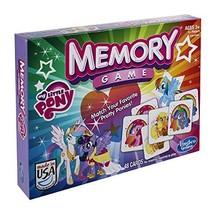 Hasbro My Little Pony Memory Game - $19.75